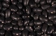 Bohnen schwarz