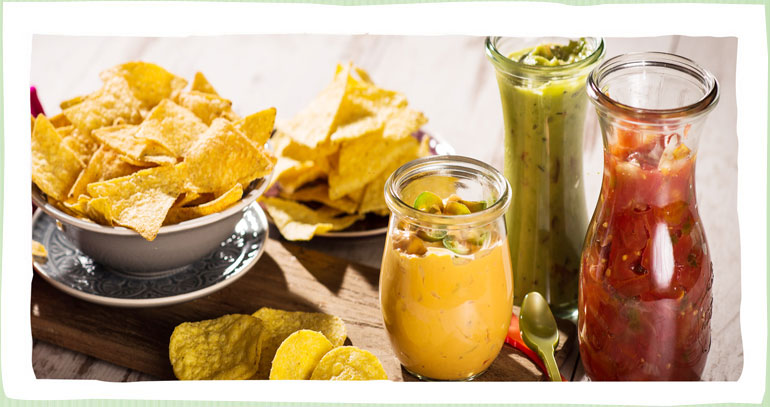 TexMex Saucen & Dips