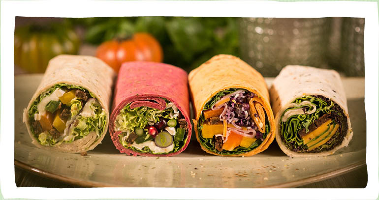 Wraps / Tortillas